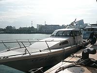 高松・志度から出港の船
