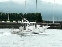 岡山・宇野から出港の船